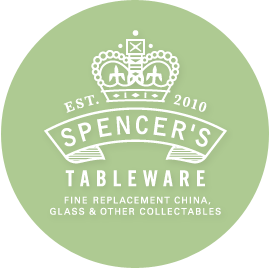 Spencer's Tableware – Experts in Vintage China